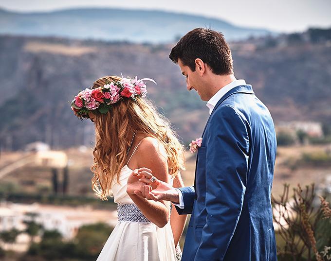 Ślub Sycylii